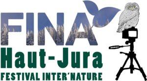 Logo du FINA Haut-Jura (Festival Inter'Nature du Haut-Jura)
